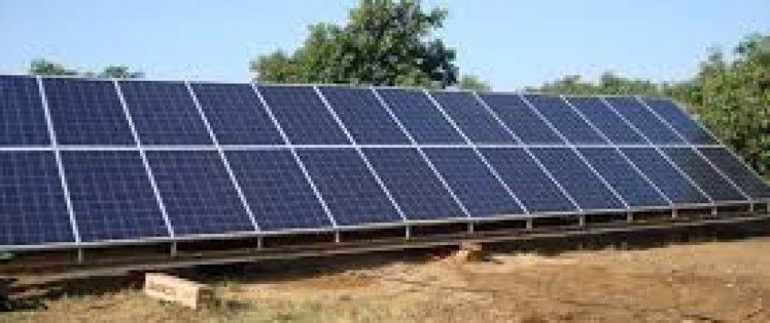 PLF 2019 : l'irrigation connaîtra une baisse du coût du pompage solaire.